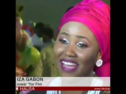 Hira da Hadiza Gabon a BBC HAUSA