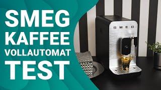 Perfektion auf Knopfdruck: SMEG Kaffee-Vollautomat BCC im Test