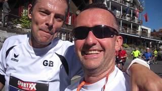 Jungfrau Marathon 2014 20 Km Point