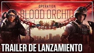 "OPERATION BLOOD ORCHID PARA ""RAINBOW SIX SIEGE"" YA ESTÁ DISPONIBLE !!"