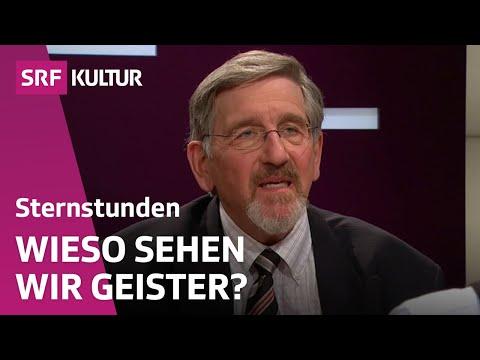 Walter von Lucadou: Geister, Spuk und Übersinnliches (Sternstunde Philosophie)