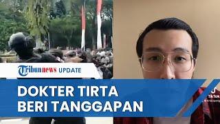Soal Kasus Mahasiswa Dibanting Oknum Polisi di Tangerang, dr Tirta Sebut Bisa akibatkan Kematian