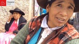 Así fue el día de las elecciones del Perú en Cuzco