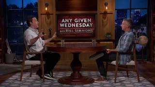 Any Given Wednesday with Bill Simmons: Ben Affleck on Deflategate (HBO)