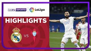 Real Madrid 5-2 Celta Vigo Pekan 4