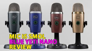 Blue Yeti Nano Review - Cute And Good Just Like Me