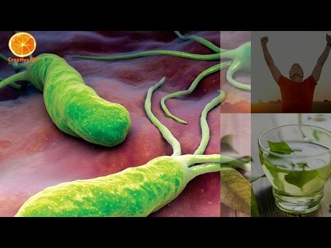 Video The Strongest Natural Home Remedy for H. Pylori