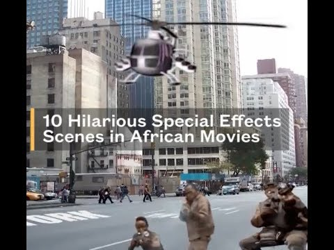 Download 10 Hilarious Special Effects Scenes In African Movies HD Mp4 3GP Video and MP3