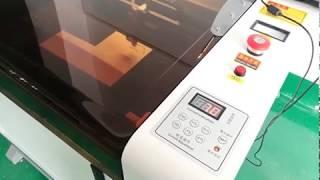 LaserING 60×40 – grabar & cortar contrachapado