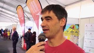 Experiencia de Julián Sanz al desarrollo de una bicicleta de madera TBK Bike