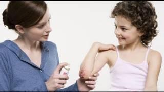 Cuál es la función de los antisépticos para curar una herida