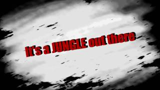 Randy Newman - It's A Jungle Out There (Lyrics)