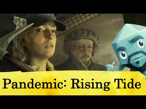 Pandemic: Rising Tide Review - with Zee Garcia