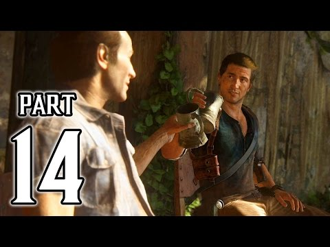 Uncharted 4: A Thief's End Walkthrough PART 14 Gameplay (PS4) No Commentary @ 1080p HD ✔