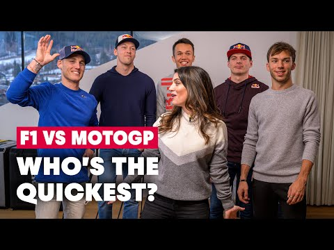 Video | Albon wins Bulls reactions challenge, Kvyat on last place