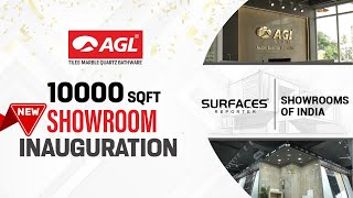 SHOWROOMS OF INDIA | Asian Granito 10000 sqft Kochi Display Centre for Tiles Bath | SURFACES REPORTER