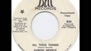 Aaron Neville - All These Things