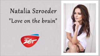 Natalia Szroeder Love On The Brain Rihanna Cover  Radio ZET 27102016