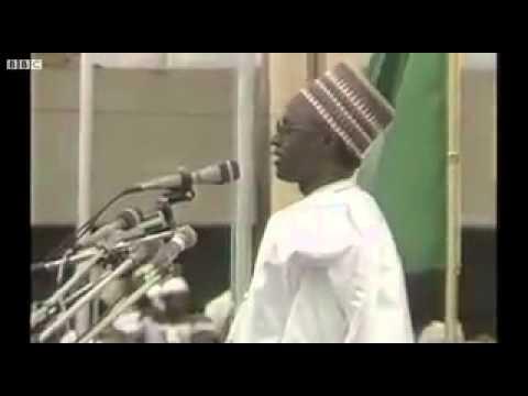 President Shehu Shagari is Overthrown in Military Coup