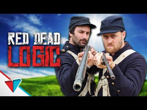 Red Dead Logic – Jak se schovat