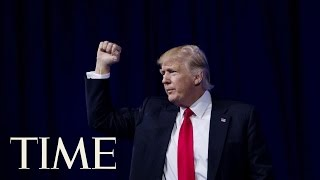 President Trump On Anonymous Sourcing | TIME