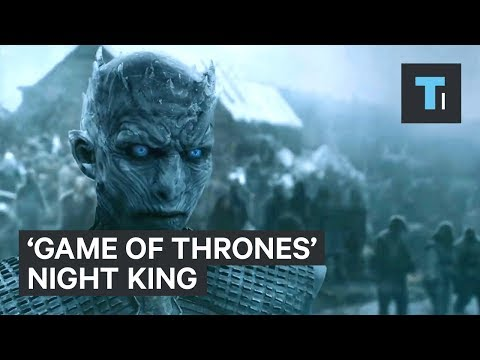 The Night King on