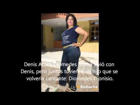 Las Mujeres E Hijos De Diomedez Diomedes Díaz