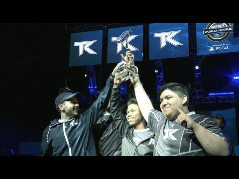 OpTic Gaming CWL/MLG Dallas 2017 and Northern Arena Event (Call of Duty:WWII)