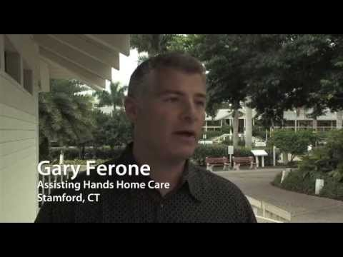 , title : 'Gary Ferone - Home Health Care Franchise Assisting Hands Home Care