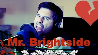 The Killers - Mr. Brightside (Vocal Cover By Caleb Hyles)