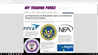 La régulation sur le Forex