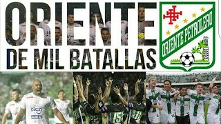 Hazaña HEROICA| Clasificación De ORIENTE PETROLERO En La Conmebol Libertadores