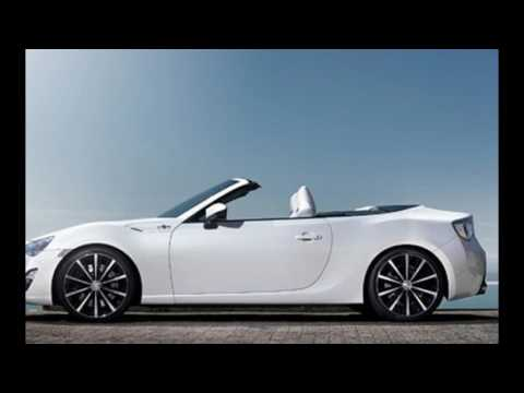 THe New In 2018 Toyota GT 86 Convertible ??!