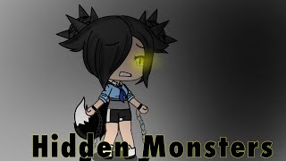 Hidden Monsters Part 2 | * Original *| GLMM | Foggy Wolf