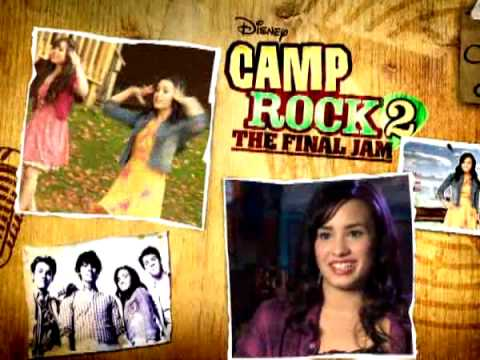 Camp Rock 2: The Final Jam Behind the Scene