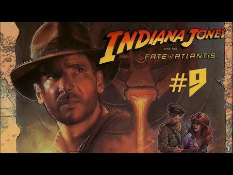 Indiana Jones and the Fate of Atlantis #9 - Cómo mejorar un disfraz de fantasma en 3 sencillos pasos