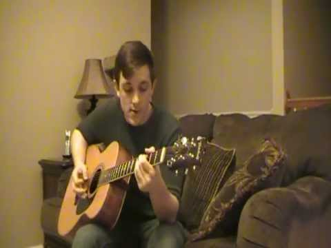 Somewhere Over the Rainbow cover by Jacob Morrison