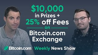 Craig Wright lost in court, 25% off fees on Bitcoin.com Exchange, Dividends on Bitcoin Cash and more