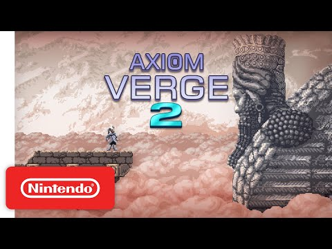 Axiom Verge 2 has been delayed to the first half of 2021