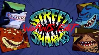 Street Sharks Seasons