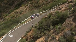 Relive the ERC 2017 Season - Rally Islas Canarias