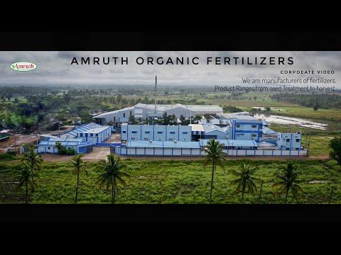 , title : 'AMRUTH ORGANIC FERTILIZERS  |CORPORATE FILM |MANUFACTIRING PLANT |NAGARAJ K| |ABHILASH N|FERTILIZERS