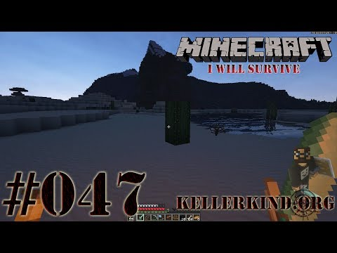 Minecraft: I will survive #047 - Der einsame Berg ★ EmKa plays Minecraft [HD|60FPS]