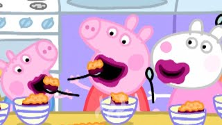 Peppa Pig Full Episodes | Peppa Pig Loves Blackberry Crumble | Kids Videos