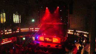Luke Bond ft. Roxanne Emery - On Fire live @ Gareth Emery Drive - Manchester Albert Hall
