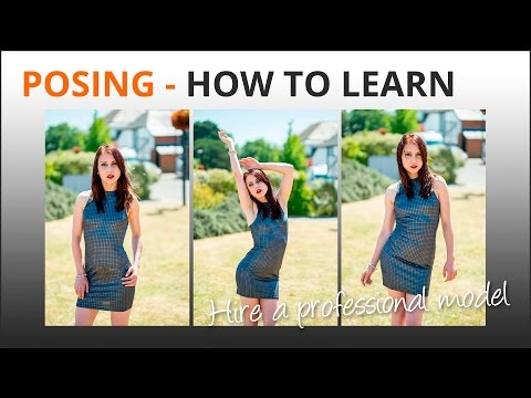 How To Learn Posing Techniques