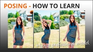 Learn Posing From a Pro Model