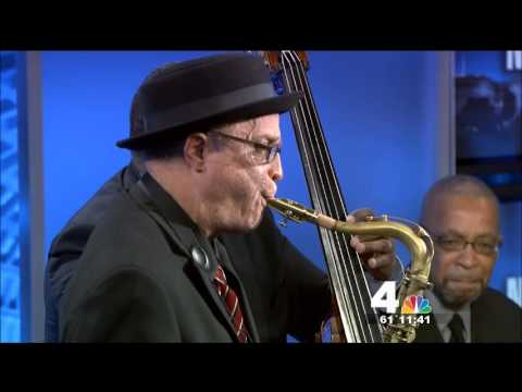 The Greater U Street Jazz Collective on News 4 Midday 1_29_13