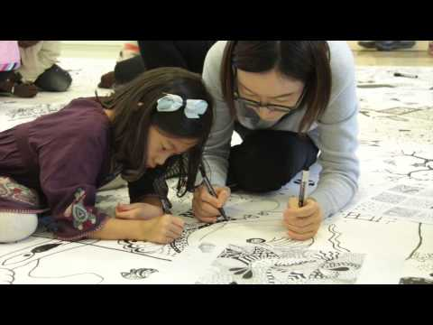 The Big Draw - Shunyi in 2014