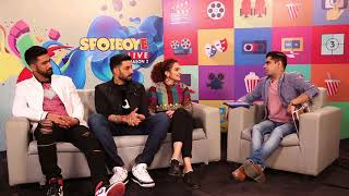 Manmarziyaan Cast Abhishek, Taapsee, Vicky On First Impressions, Anurag & Much More